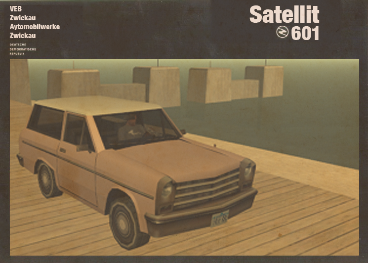 Satellit 601 - San Andreas State - Vehicles - Online Showroom ...